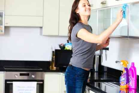 Housekeep - One or Three Two Hour House Cleaning Services - Save 33%