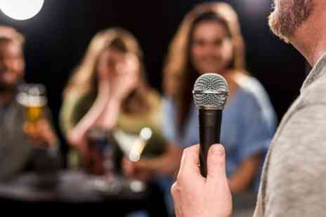 StraightUp Comedy - Two Tickets to StraightUp Comedy Stand Up Show on  9 November 2018 to 23 March 2019 - Save 45%