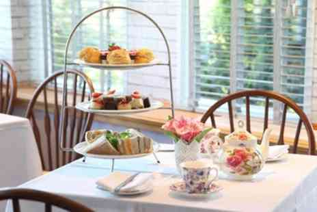 The Grange Manor - Traditional or Sparkling Afternoon Tea for Two or Four - Save 50%