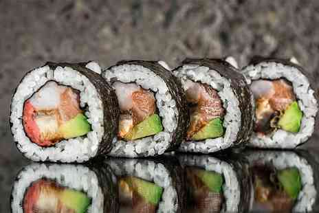 Midas Touch Crafts - Sushi making class for one or two - Save 71%