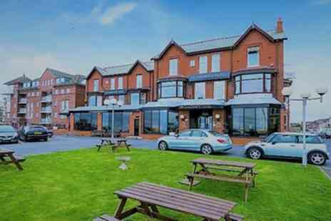 The Chadwick Hotel - Double Room for Two with Breakfast, Leisure Access and Sea View Option - Save 40%