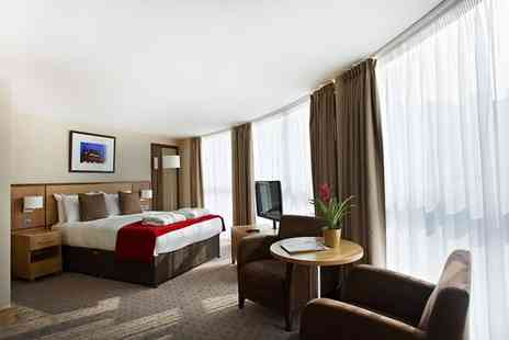 Clayton Crown Hotel - Four Star Old World Charm For Two in North West London - Save 62%