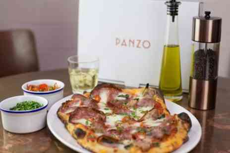 Panzo Pizza - Pizza and Bottomless Prosecco for Two or Four - Save 52%
