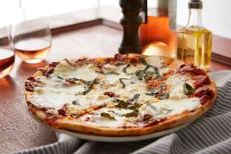 Spiga - Pizza or Pasta with Glass of Wine for Two or Four - Save 45%