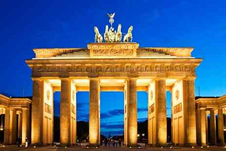 Tour Center - Two or Three night Berlin city break with return flights - Save 27%