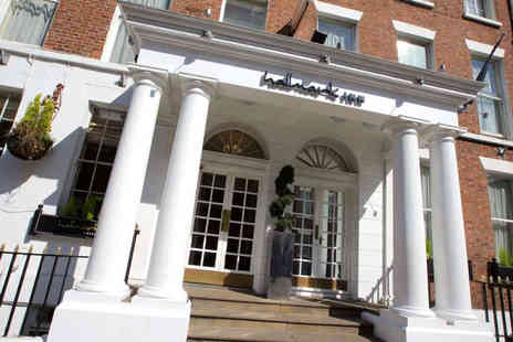 Hallmark Inn Liverpool - Overnight stay for two people with breakfast - Save 56%
