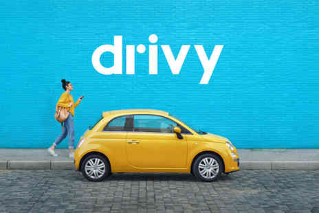 Drivy UK - £50 of car rental credit choose from thousands of vehicles and locations - Save 90%