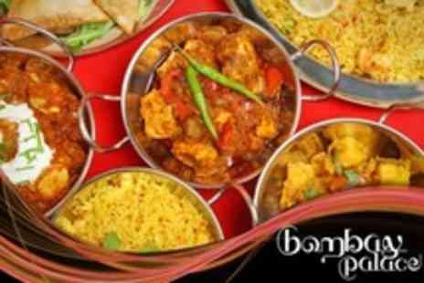 Bombay Palace - All You Can Eat  Indian Buffet For Four - Save 53%