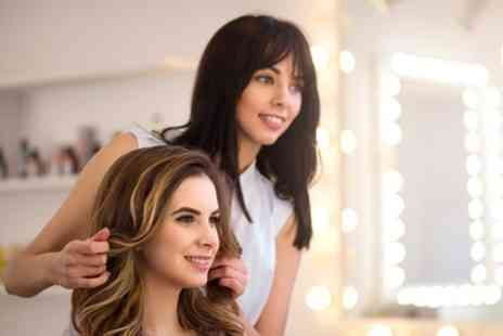 Studio J - Hair Restyle, Cut and Finish with Conditioning Treatment and Optional Full Head Colour - Save 60%
