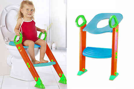 Direct 2 public - Kids potty trainer - Save 71%