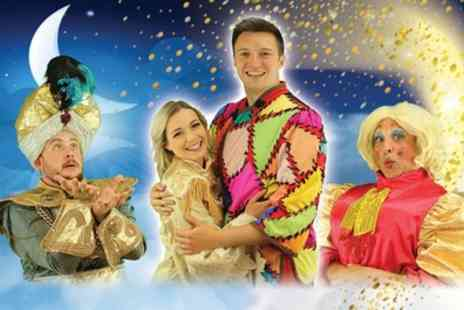 Aladdin at the Elgiva Theatre - Ticket to Aladdin Panto on 8 to 29 December - Save 22%
