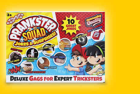 Direct 2 public - Prankster squad set - Save 63%