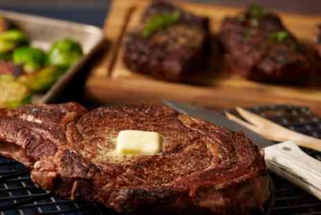 The Steak Out - Steak Platter Meal for Two - Save 50%