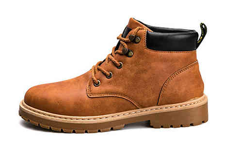 Best mall ever - Mens Ankle Boots Available in 6 Sizes And 3 Colours - Save 75%