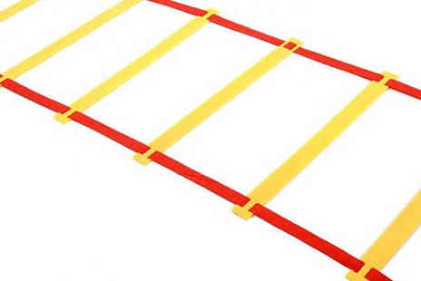 HXT Goods - Speed Agility Ladders Choose 9 Sizes - Save 82%