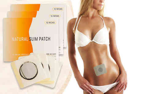 Forever Cosmetics - Magnetic tummy patches - Save 92%