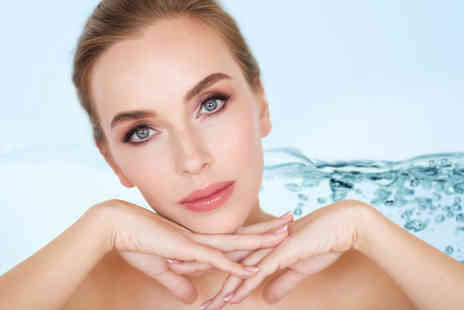 DH Faces - Nu Skin Galvanic Spa Hollywood facial treatment - Save 80%