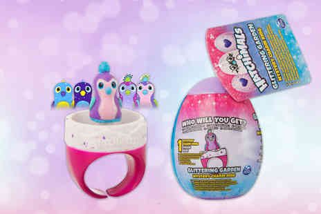 Direct 2 public - Hatchimal ring surprise egg let us surprise you between four designs - Save 65%