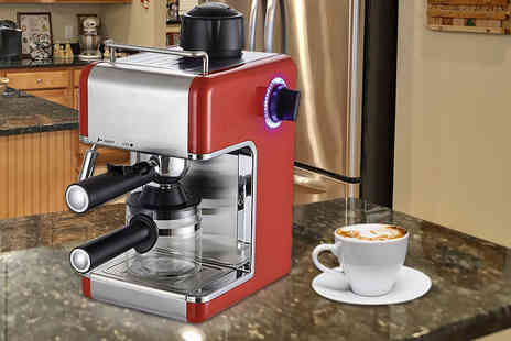 Direct 2 public - Espresso coffee machine - Save 73%