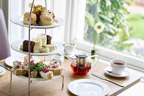 Hestercombe Gardens - Traditional or Sparkling Afternoon Tea or Lunch with Optional Wine for Up to Four - Save 47%