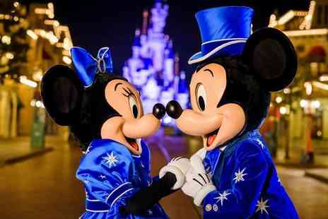 Via Holiday - Two or three night Disneyland Paris break with breakfast and a return Eurostar ticket - Save 42%