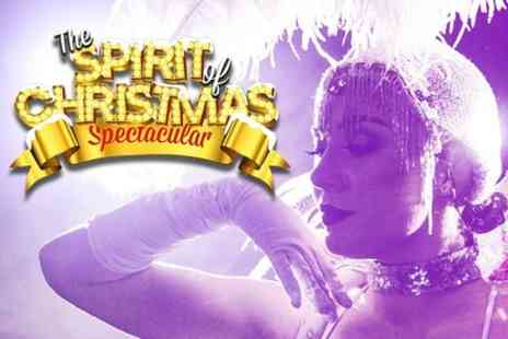 VIVA Blackpool - The Spirit of Christmas Show - Save 0%