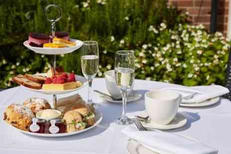 The Lismoyne Hotel - Bottomless Afternoon Tea with Glass of Prosecco for Two or Four - Save 48%