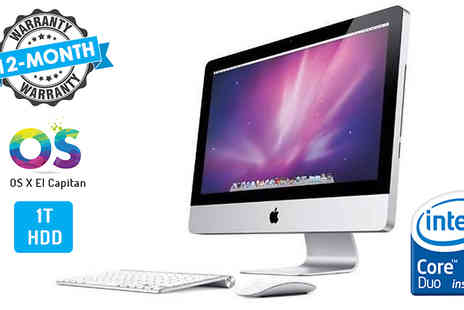 IT trade service - 1TB Apple iMac A1225 24 Inch Desktop with Keyboard & Mouse, 12 Month Warranty - Save 60%