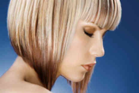 Blush Hair & Beauty - Restyle and Blow Dry with Highlights or Colour - Save 74%