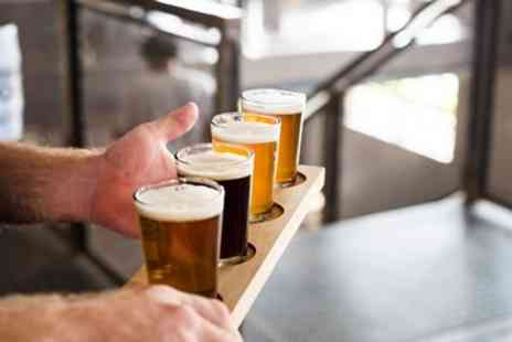 Brentwood Brewery - Brewery tour, tastings & gift for 2 - Save 40%