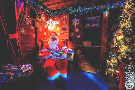 White Moss Nursery and Garden Centre - Entry to Santas Grotto including a gift and selection box for one child or two adults, and hot drinks and mince pies - Save 0%