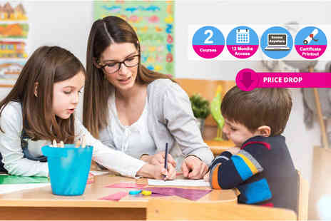 Vizual Coaching - Teaching assistant and special educational needs diploma bundle - Save 96%
