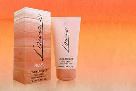 Deals Direct - 150ml Laura Rose shower gel by Laura Biagotti - Save 53%