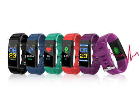 Uagogo - 25 in 1 fitness tracker with heart rate monitor - Save 88%