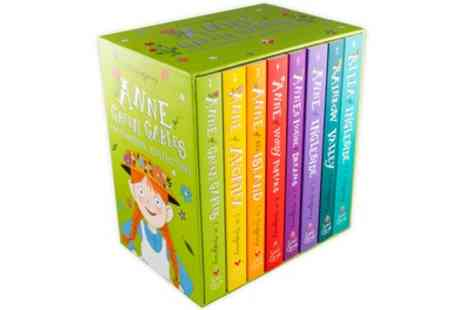 Groupon Goods Global GmbH - Anne of Green Gables The Complete Collection - Save 0%
