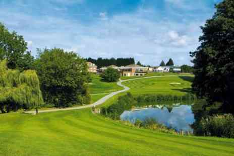 Stoke By Nayland Hotel Golf And Spa - Standard or Deluxe Room for 2 with Optional Breakfast and Pool Access - Save 55%