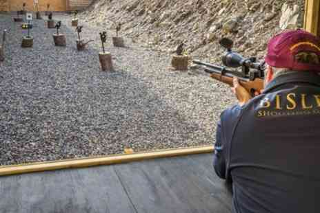Bisley Shooting - Air Rifle Shooting with 50 Shots for One or Two Plus Pro Lesson - Save 0%