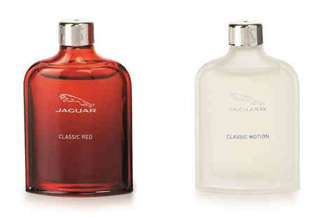 Jan Kauf - Jaguar Mini Fragrance Set in 4 Bottles - Save 62%