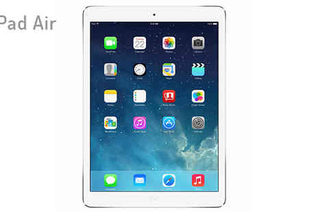 Refurb Phone - Apple iPad Air and Air 2 With Wi Fi & Optional 4G, 16GB, 32GB, 64GB or 128GB - Save 57%