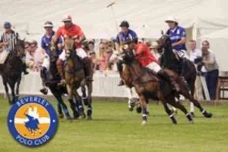 Beverley Polo Club - Six Hours of Polo - Save 61%