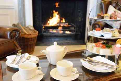 Goldsborough Hall - Afternoon tea for 2 at former royal residence - Save 30%