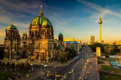 Via Holiday - Two or three night Berlin city break with Second World War memorial tour - Save 33%