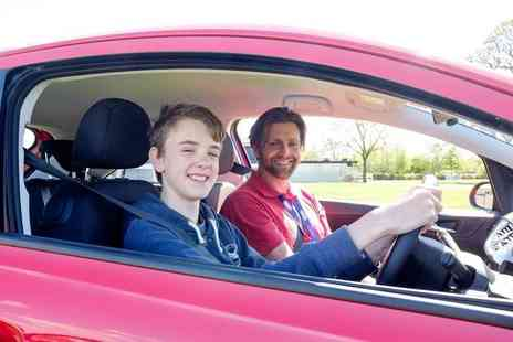 Buyagift - 30 minute young driver experience - Save 0%