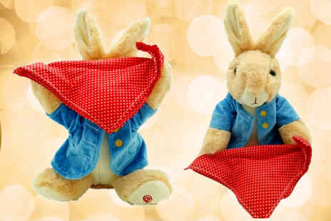 Yello Goods - Peek a boo bunny toy - Save 72%