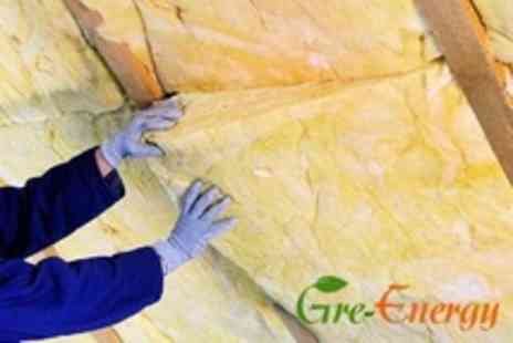 Gre Energy - Full Loft and Cavity Wall Survey and Insulation - Save 81%