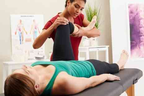 Axis Chiropractic - One Hour Sports, Deep Tissue, Aromatherapy or Reflexology Massage - Save 37%
