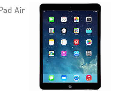 Refurb Phone - Apple iPad Air With Wi Fi in 16GB - Save 54%