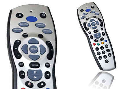 Jaoyeh - Sky Plus HD Compatible Remote Control - Save 80%