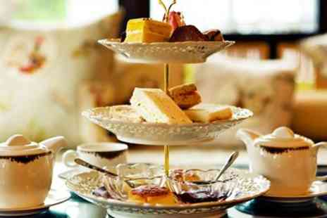 Esseborne Manor Hotel - Afternoon tea for 2 at Hampshire manor - Save 19%
