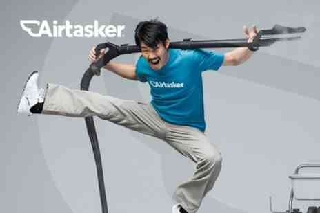 Airtasker - Spend on Cleaning and Handyman Services - Save 86%